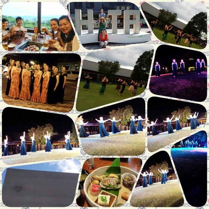 Hula Festival in HITA
